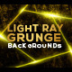 Light Ray Grunge Backgrounds