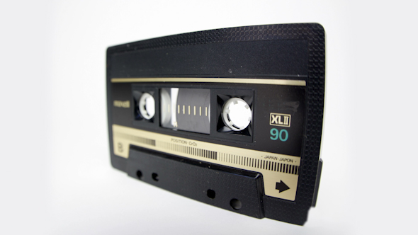 Vintage Cassette Tape 14