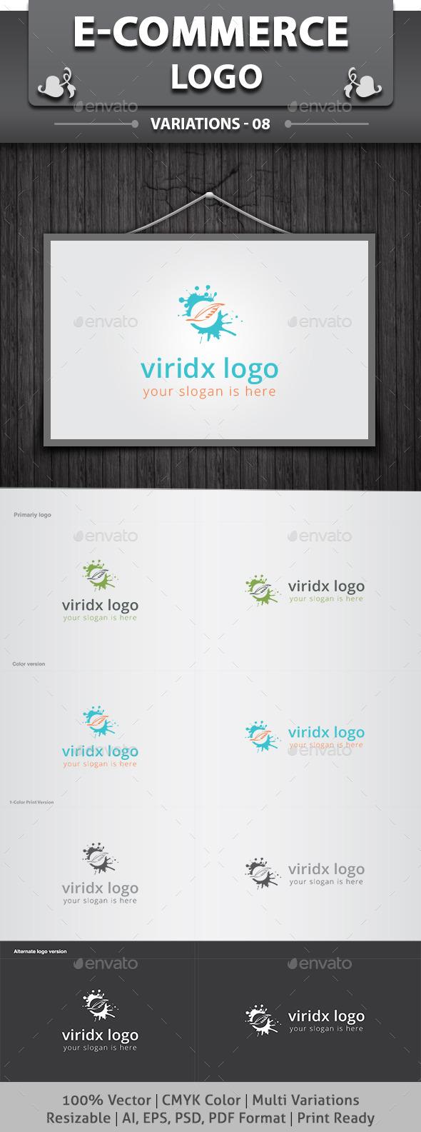 GraphicRiver Viridx Logo 10003015