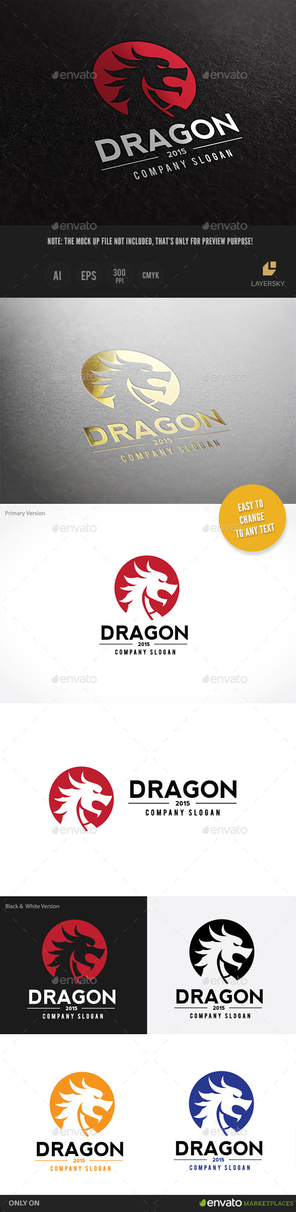 GraphicRiver Dragon 10003123