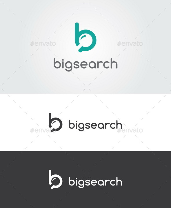 GraphicRiver Big Search Logo 10003126