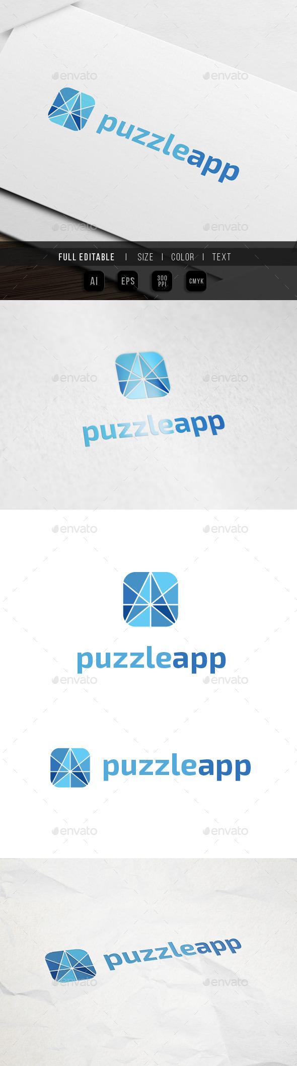 GraphicRiver Application Development Logo 10003295