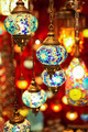 Turkish multicolor lamps - PhotoDune Item for Sale