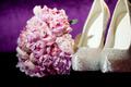 peony flower with shoes - PhotoDune Item for Sale