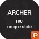 The Archer - Presentation Template - GraphicRiver Item for Sale