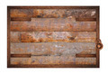Wooden panel with forgings. - PhotoDune Item for Sale
