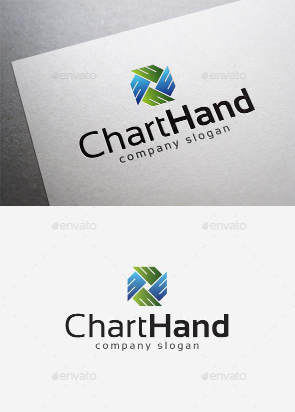 Chart Hand Logo