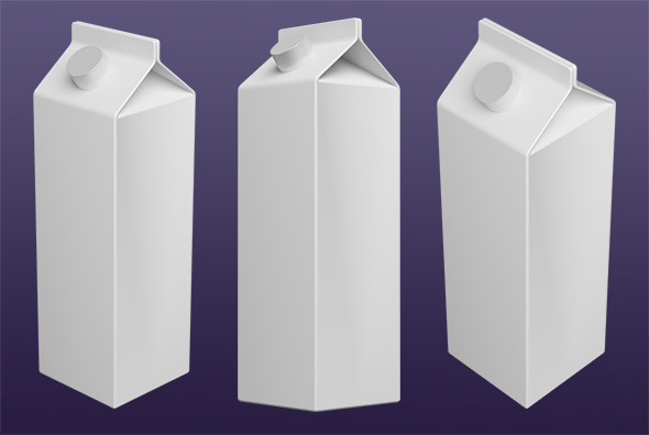 3DOcean Milk box 10004199