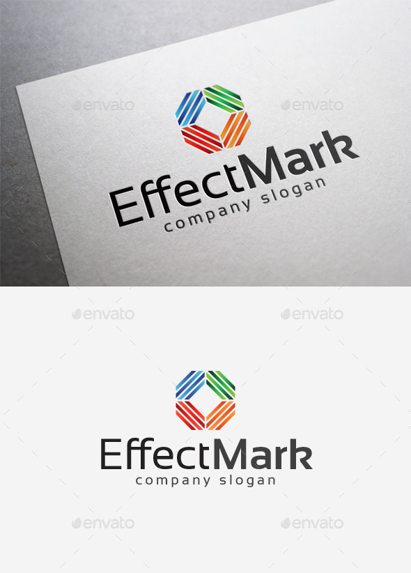 GraphicRiver Effect Mark Logo 10004242