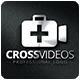 Cross Videos Logo Template - GraphicRiver Item for Sale