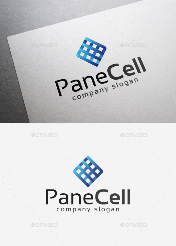 GraphicRiver Pane Cell Logo 10004536