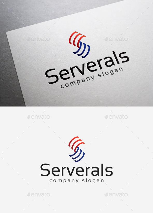 GraphicRiver Serverals Logo 10004546