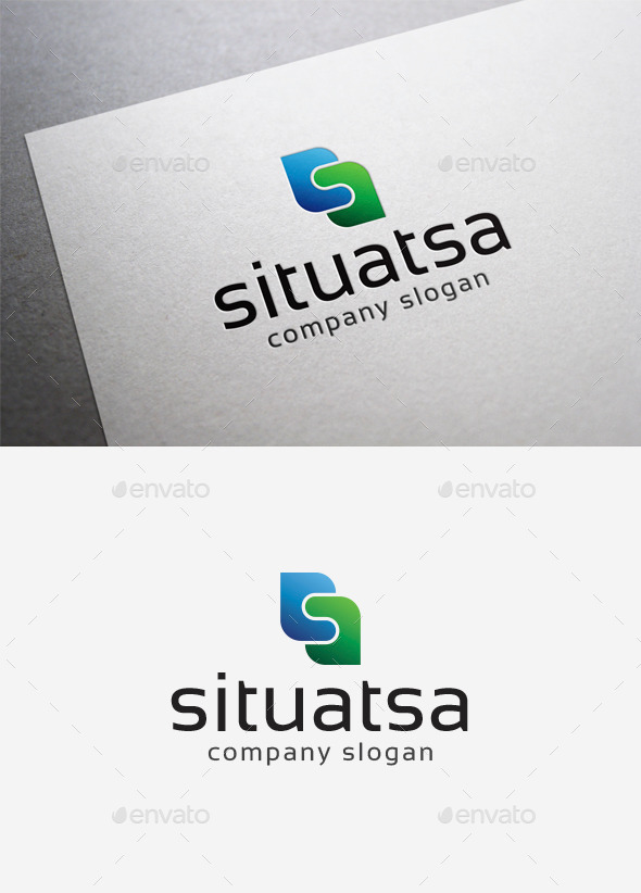 GraphicRiver Situatsa Logo 10004583