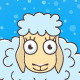 New Year Sheep and Lamb - GraphicRiver Item for Sale