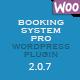 Booking System PRO (WordPress Plugin) ($44.00 - 4)