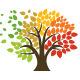Color Tree Logo - GraphicRiver Item for Sale