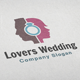 Lovers Wedding Logo - GraphicRiver Item for Sale