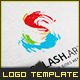 Artistic Splash - Logo Template