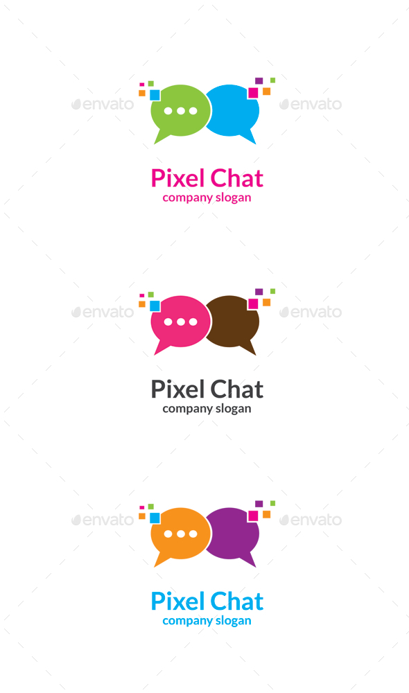 GraphicRiver Pixel Chat 10007770