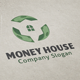 Money House Logo - GraphicRiver Item for Sale