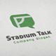 Stadium Talk Logo - GraphicRiver Item for Sale