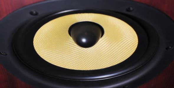 Bass Audio Speaker