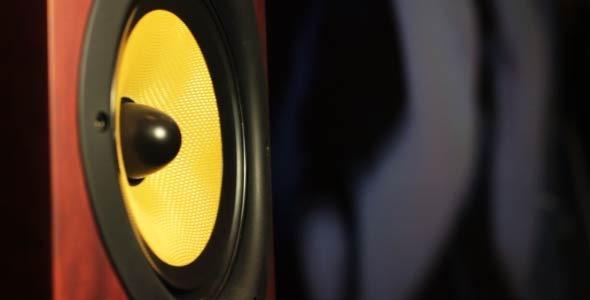 Bass Audio Speaker 1