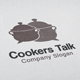 Cookers Talk Logo - GraphicRiver Item for Sale