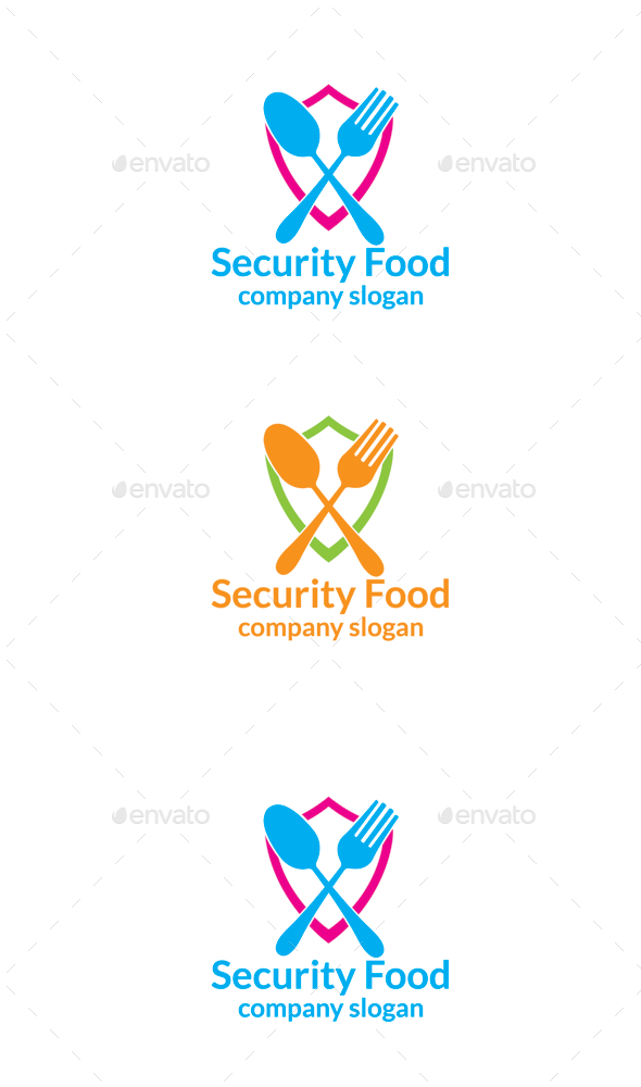 GraphicRiver Security Food 10009758