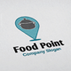 Food Point Logo - GraphicRiver Item for Sale