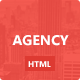 Agency - Corporate HTML5 Template - ThemeForest Item for Sale