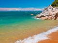 Rock in Turquoise Sea - PhotoDune Item for Sale