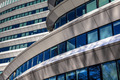 Reflections in modern dutch design architecture - PhotoDune Item for Sale