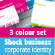 Shock Business - GraphicRiver Item for Sale