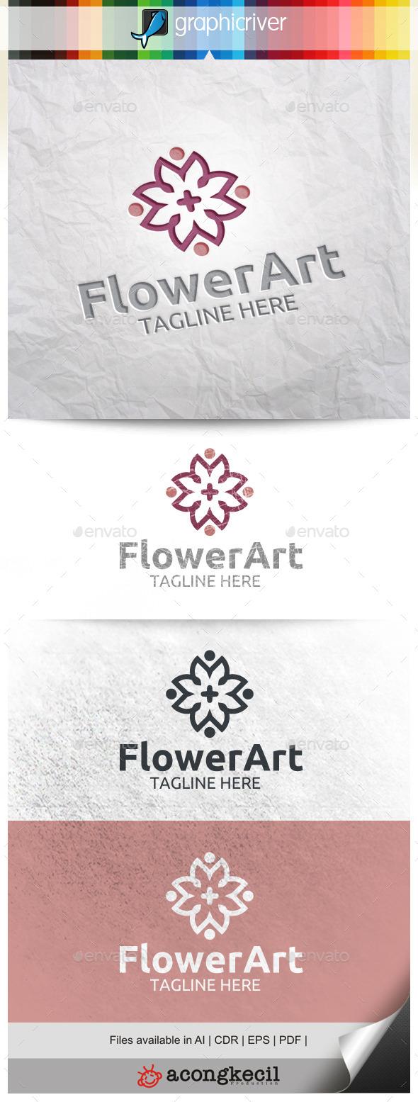 GraphicRiver FlowerArt 10012303