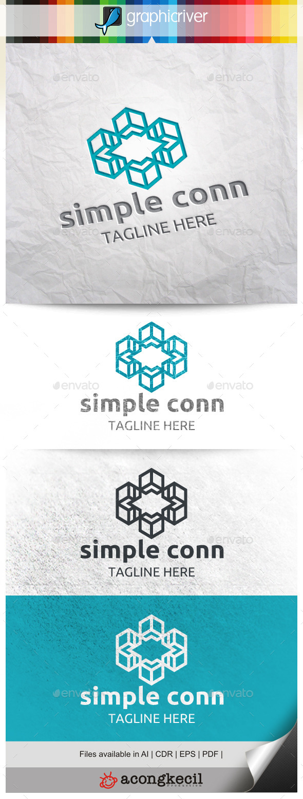 GraphicRiver Simple Connecting V.2 10012342