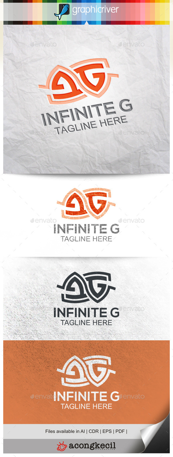 GraphicRiver Infinity G V.5 10012377