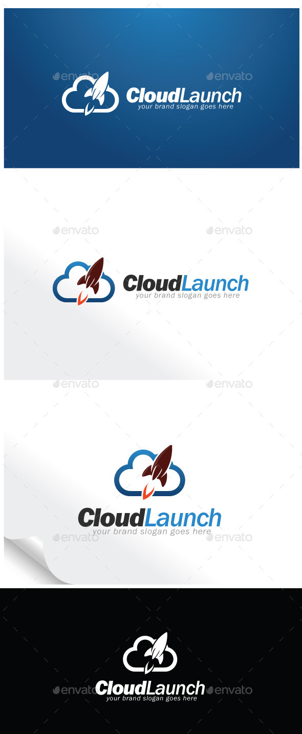 GraphicRiver Cloud Launch 10012545