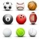 Sports Balls - GraphicRiver Item for Sale
