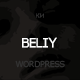 Beliy - Minimal, Modern, Multipurpose Blog Theme - ThemeForest Item for Sale