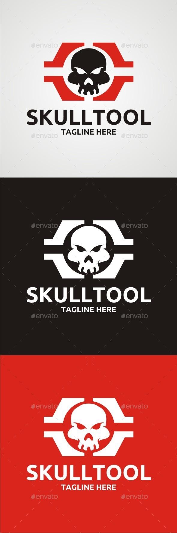 GraphicRiver Skulltool 10002874