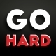Go Hard - AudioJungle Item for Sale