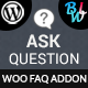 FAQ Collector - Addon For Product Faq Manager - CodeCanyon Item for Sale
