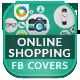 E-Commerce Facebook Cover - GraphicRiver Item for Sale