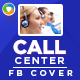 Call Center Facebook Cover - GraphicRiver Item for Sale