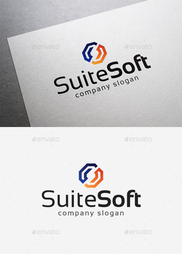 GraphicRiver Suite Soft Logo 10014390