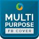 Multi Purpose Facebook Cover - GraphicRiver Item for Sale