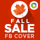 Fall Sale Facebook Cover - GraphicRiver Item for Sale