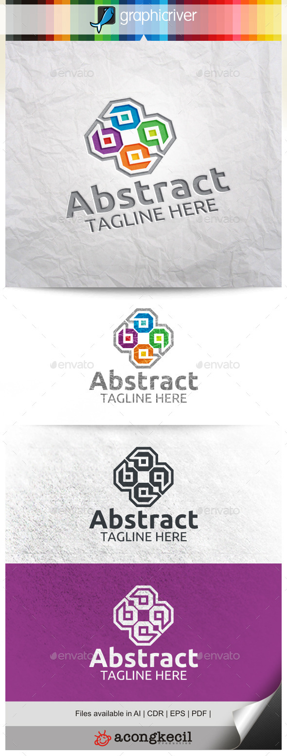 GraphicRiver Abstract Symbol V.7 10014947