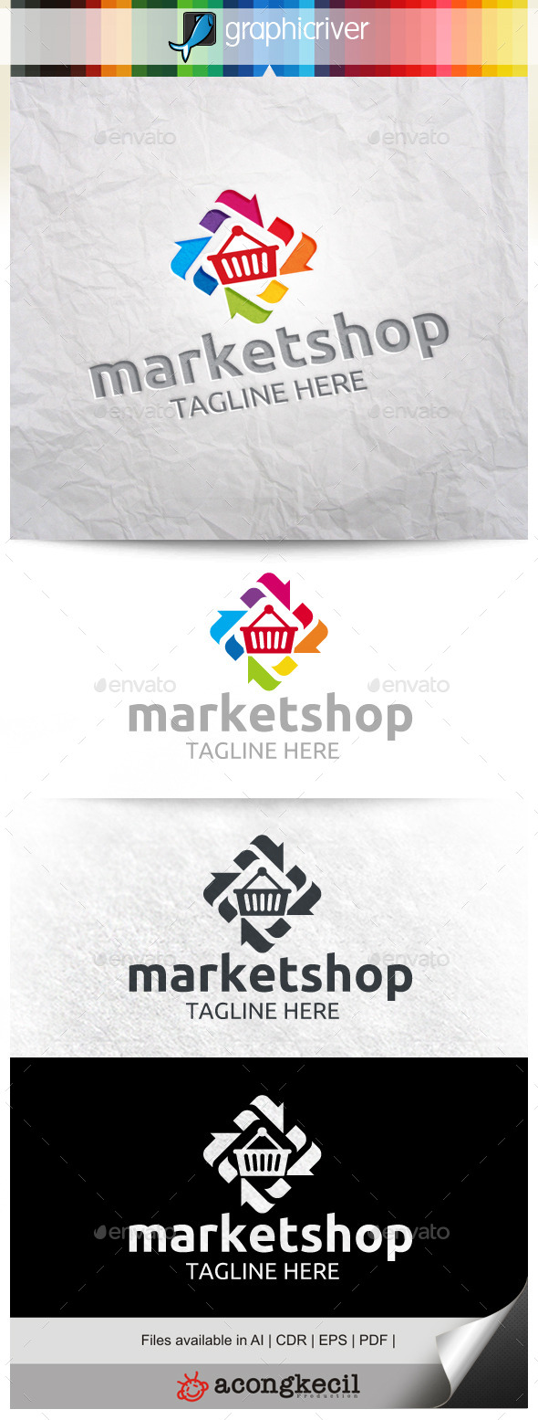 GraphicRiver Market Shop V.2 10014951
